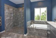 House Plan Design - Contemporary Interior - Master Bathroom Plan #929-85