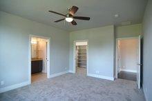 Prairie Interior - Master Bedroom Plan #124-1065