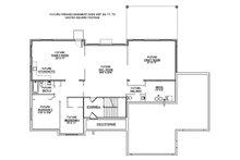 Traditional Floor Plan - Other Floor Plan Plan #1073-12