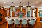 Craftsman Style House Plan - 3 Beds 4 Baths 4444 Sq/Ft Plan #928-305 Interior - Kitchen