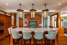 House Design - Craftsman Interior - Kitchen Plan #928-305