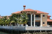 Mediterranean Style House Plan - 7 Beds 8.5 Baths 7502 Sq/Ft Plan #420-197 Photo