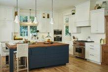 Ranch Interior - Kitchen Plan #928-293