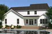 Farmhouse Style House Plan - 4 Beds 3.5 Baths 3037 Sq/Ft Plan #1071-6