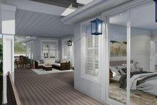 House Plan Design - Traditional Exterior - Outdoor Living Plan #1060-69