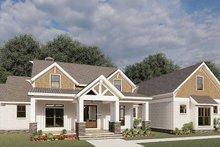 Architectural House Design - Farmhouse Exterior - Other Elevation Plan #923-197