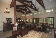 Ranch Interior - Other Plan #140-149