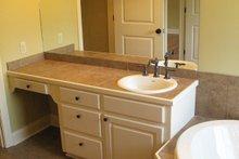 Southern Interior - Master Bathroom Plan #21-277