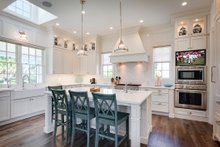 House Plan Design - Farmhouse Interior - Kitchen Plan #938-82