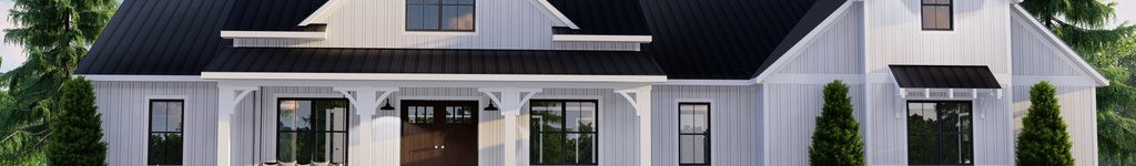 Modern Farmhouse Plans, Floor Plans & Designs