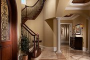 Mediterranean Style House Plan - 5 Beds 5.5 Baths 6045 Sq/Ft Plan #548-3 Photo