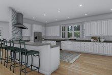 House Plan Design - Craftsman Interior - Kitchen Plan #1060-53