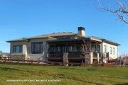 Prairie Style House Plan - 4 Beds 3 Baths 2690 Sq/Ft Plan #1069-8 Exterior - Rear Elevation