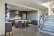 Contemporary Style House Plan - 3 Beds 3.5 Baths 3275 Sq/Ft Plan #892-15 Interior - Kitchen