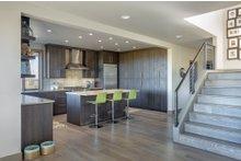 Contemporary Interior - Kitchen Plan #892-15