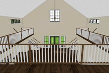 Home Plan - Interior Balcony
