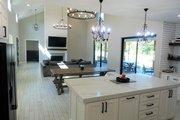 Farmhouse Style House Plan - 3 Beds 2.5 Baths 2495 Sq/Ft Plan #48-943 Interior - Kitchen