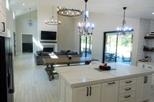 Architectural House Design - Farmhouse Interior - Kitchen Plan #48-943