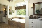 Craftsman Style House Plan - 3 Beds 2 Baths 2320 Sq/Ft Plan #132-200 Interior - Master Bathroom