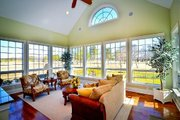 Classical Style House Plan - 3 Beds 3.5 Baths 3271 Sq/Ft Plan #137-132