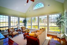 Architectural House Design - Great Room - 3300 square foot Country home