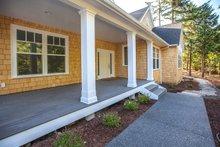 Ranch Exterior - Covered Porch Plan #1070-9