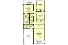 Farmhouse Floor Plan - Main Floor Plan Plan #430-206