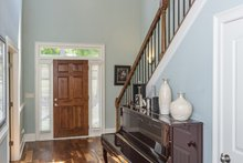 Dream House Plan - Craftsman Interior - Entry Plan #929-30