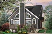 Modern Style House Plan - 1 Beds 1.5 Baths 1148 Sq/Ft Plan #23-2029