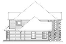 Home Plan - European Exterior - Other Elevation Plan #124-271
