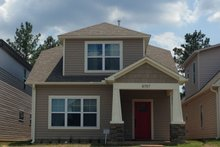 House Plan Design - Craftsman Exterior - Front Elevation Plan #932-249