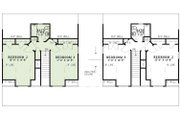 Country Style House Plan - 6 Beds 4 Baths 2902 Sq/Ft Plan #17-2564 Floor Plan - Upper Floor Plan