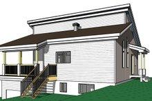 Architectural House Design - Cottage Exterior - Other Elevation Plan #23-2713