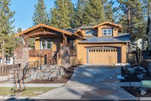 Craftsman Exterior - Front Elevation Plan #895-45