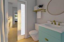 House Plan Design - Farmhouse Interior - Bathroom Plan #126-234