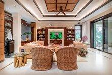 Beach Interior - Family Room Plan #938-102