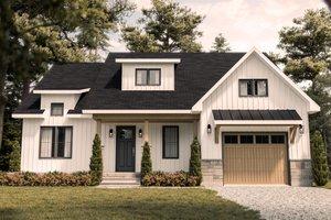 Farmhouse Exterior - Front Elevation Plan #23-2746