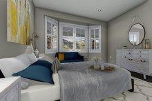 Ranch Interior - Master Bedroom Plan #1060-2