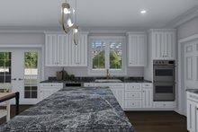 Architectural House Design - Traditional Interior - Kitchen Plan #1060-8