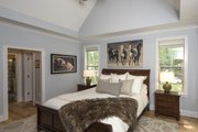 Craftsman Style House Plan - 3 Beds 2 Baths 2004 Sq/Ft Plan #929-14 Interior - Master Bedroom