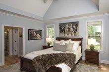 Craftsman Interior - Master Bedroom Plan #929-14