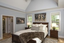 Craftsman Interior - Master Bedroom Plan #929-14