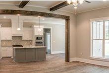 Craftsman Interior - Family Room Plan #430-157