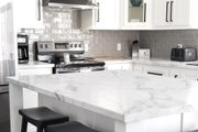 Craftsman Style House Plan - 4 Beds 2.5 Baths 2050 Sq/Ft Plan #23-2704 Interior - Kitchen