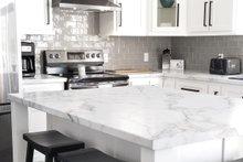 Architectural House Design - Craftsman Interior - Kitchen Plan #23-2704
