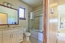 Architectural House Design - Adobe / Southwestern Interior - Bathroom Plan #451-25