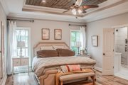 Modern Style House Plan - 4 Beds 2.5 Baths 2373 Sq/Ft Plan #430-184 Interior - Master Bedroom