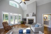 Farmhouse Style House Plan - 3 Beds 2 Baths 1645 Sq/Ft Plan #929-1044