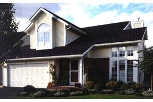 Traditional Exterior - Front Elevation Plan #320-376