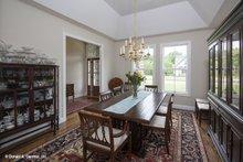 Traditional Interior - Dining Room Plan #929-741